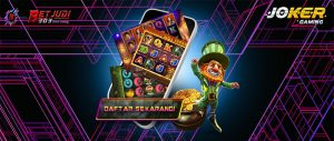 Slot Joker Gaming Progresive Jackpot Terbesar
